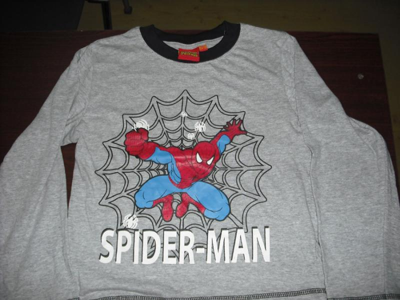 Boys Full Sleev Priented T-Shirt