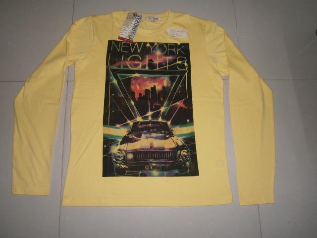 Mans Full Sleeve print Tshirt