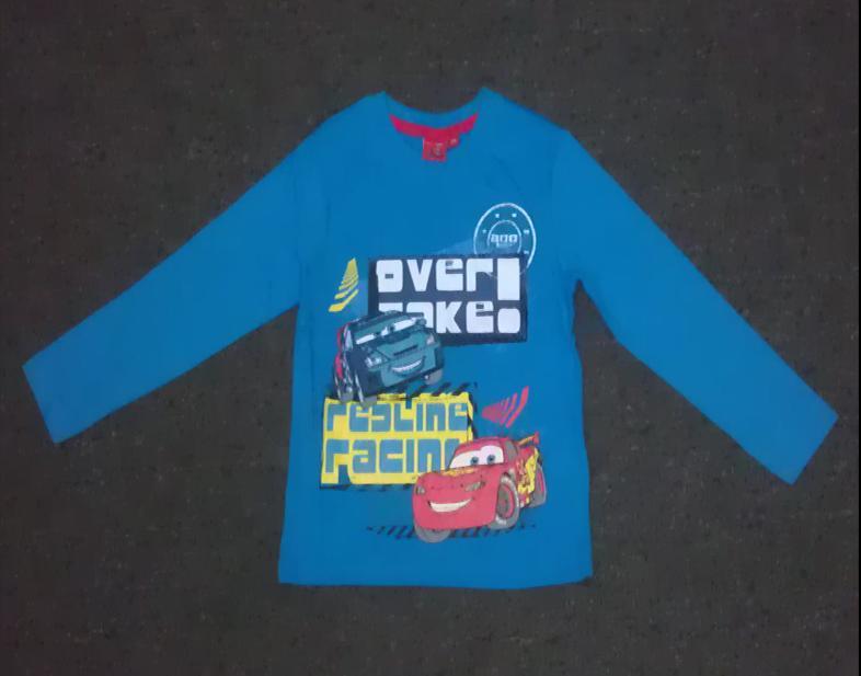 Boys Full Sleeve PrintedTShirt