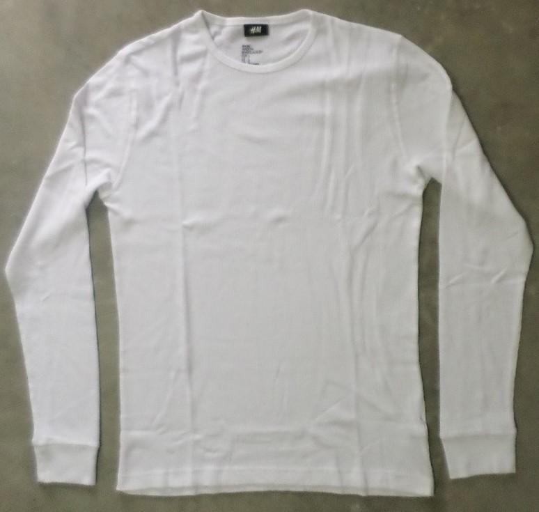 Men's Long Sleeve Thermal / La