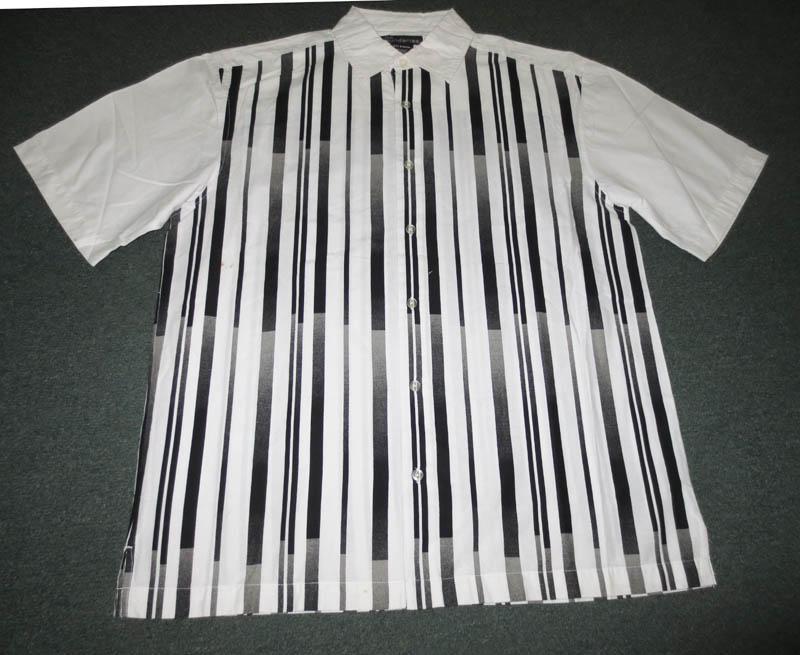 Men's Branded Short Slv. Stri