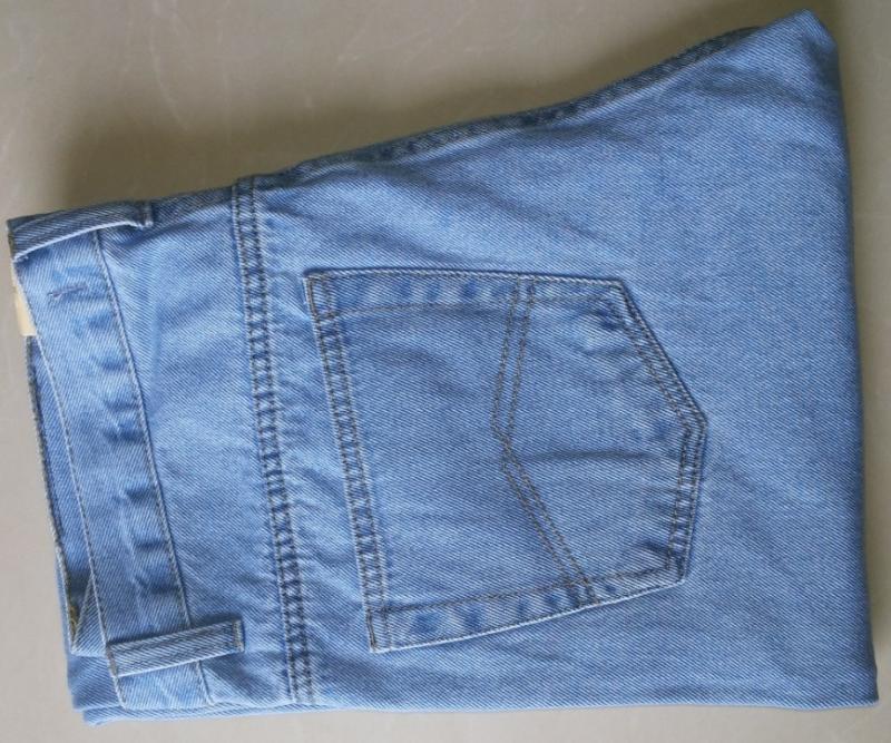 Men's Regular Fit 5 pockets De